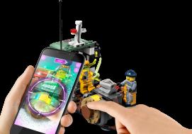 LEGO HIDDEN SIDE  – TERE TULEMAST KUMMITUSTE MAAILMA