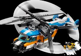 LEGO CREATOR 3 IN 1 LOOMINGULISED KOMPLEKTID