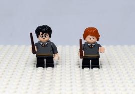 LEGO HARRY POTTER – ASTUME KOOS VÕLURITE MAAILMA.