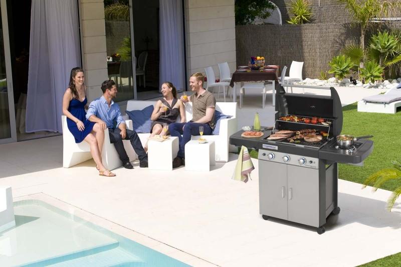 3 Series Classic LS Plus INT g.grill