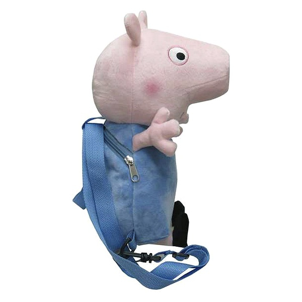 3D-Laste seljakott George Peppa Pig (28 x 18 x 18 cm)