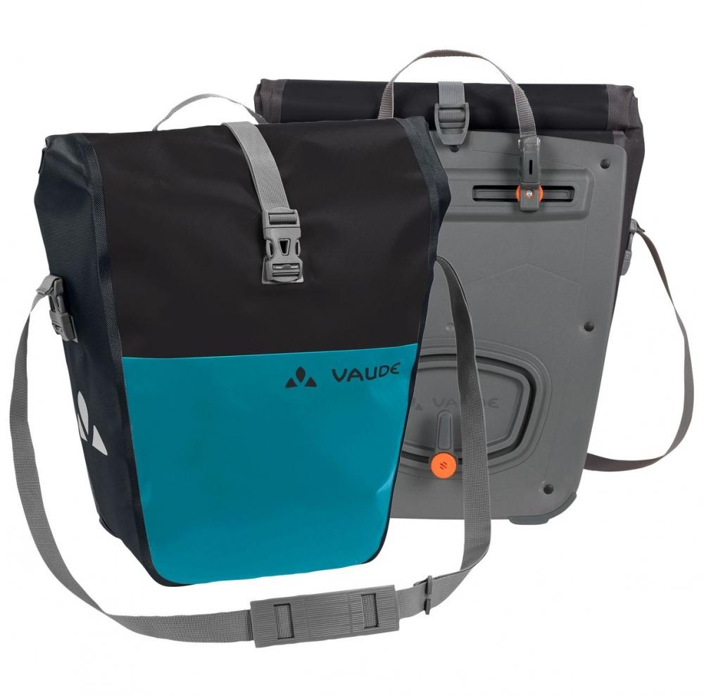 Aqua Back Color Black/Alp jalgrattakott