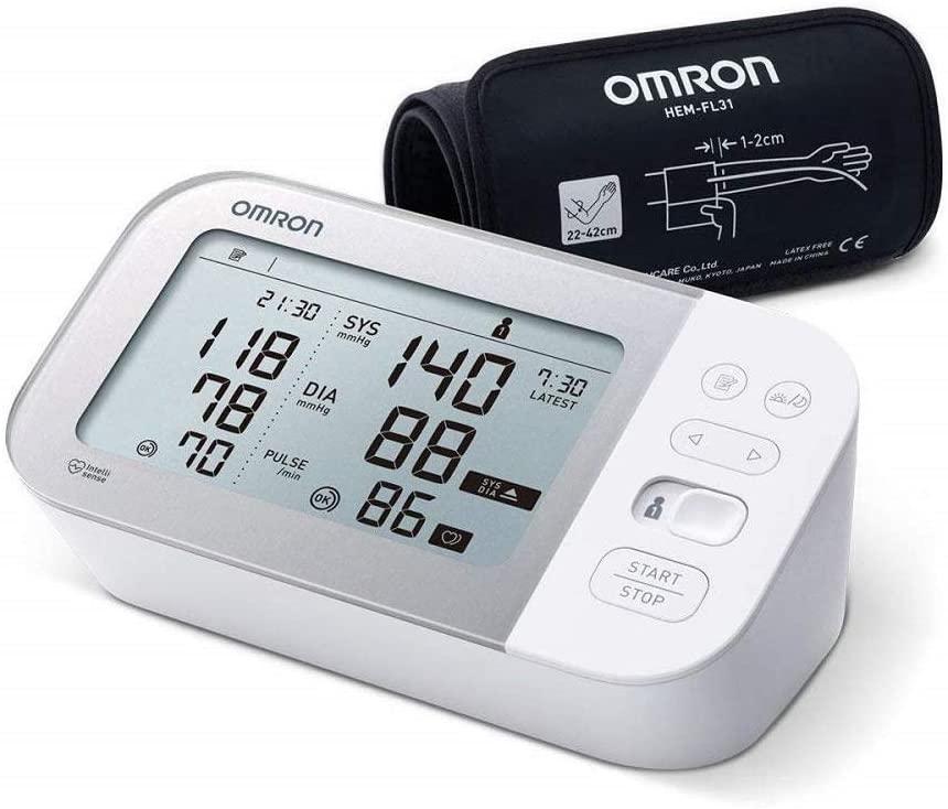 Omron X7 Smart vererõhumõõtja