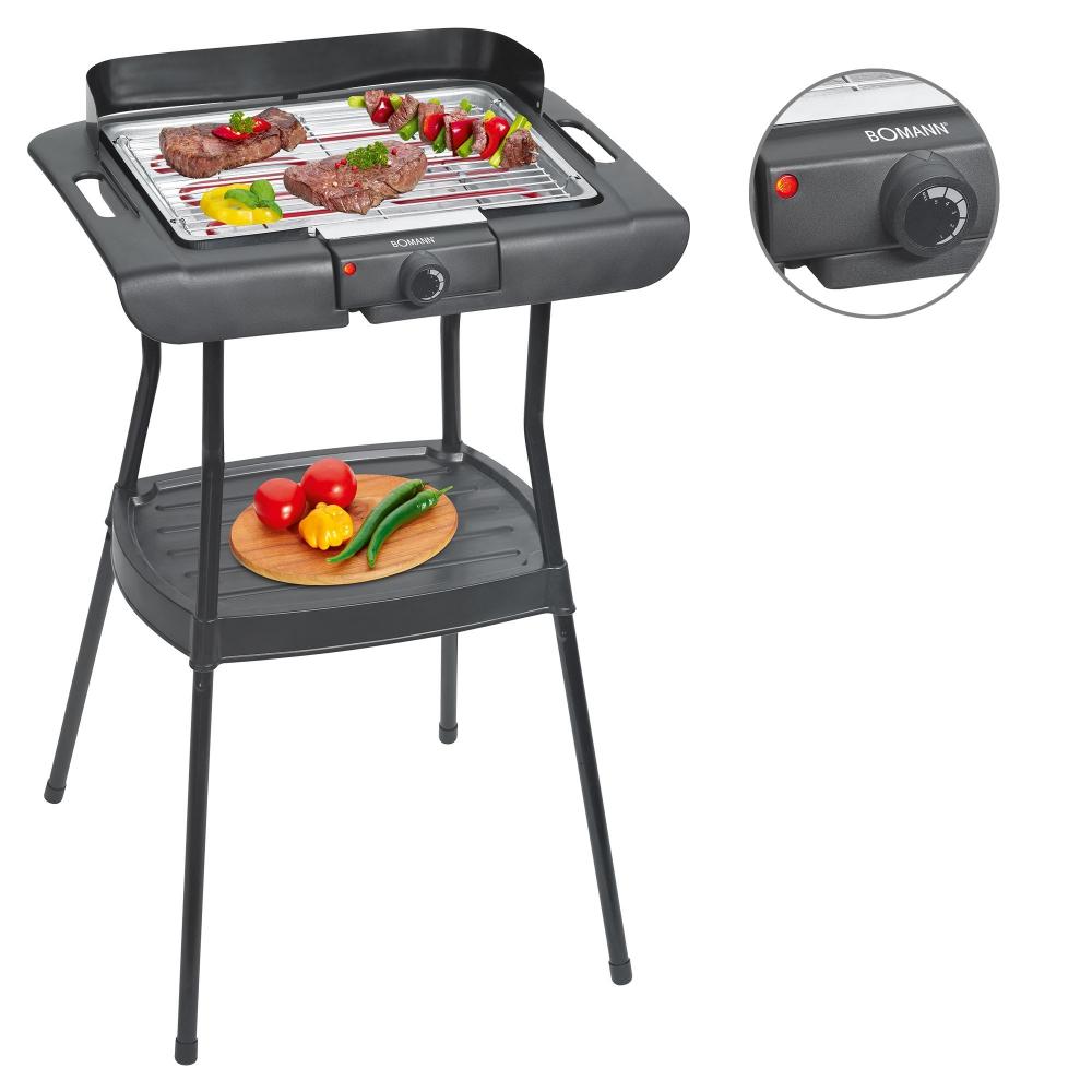 Barbeque grill Bomann BQS2244CB