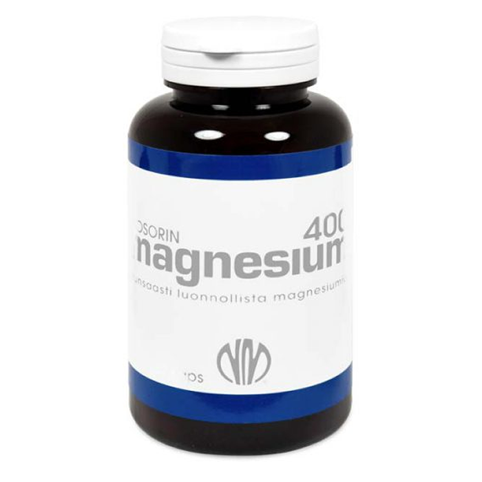 Biosorin Magneesium 400 mg kapslid (120 tk)