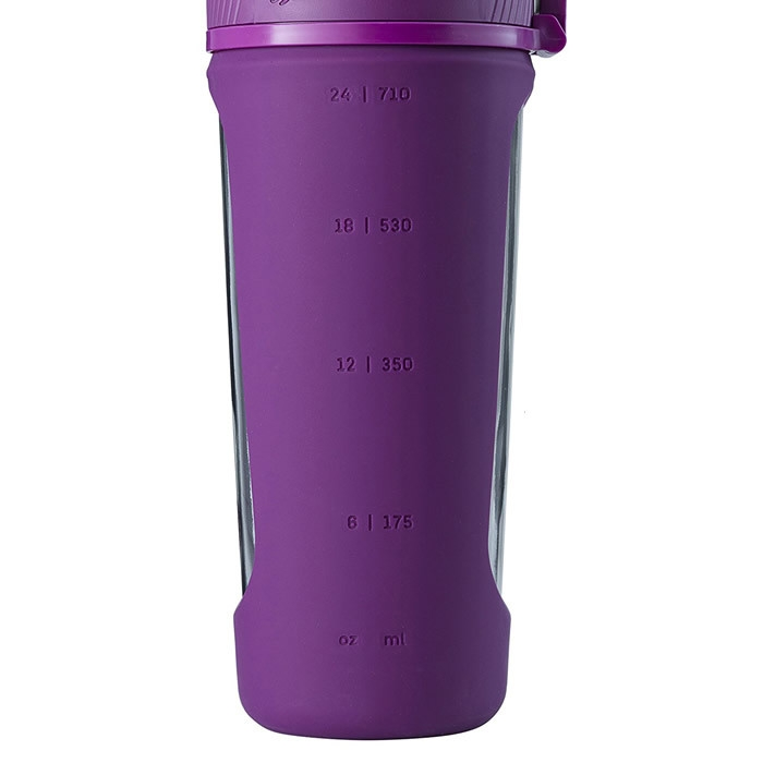 BlenderBottle Radian Glass joogipudel, Deep Sea Green (820 ml)