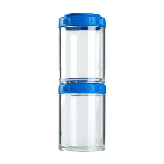 BlenderBottle Storage GoStak, Sinine (2 x 150 ml)