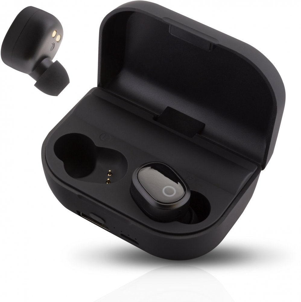 Bluetooth kõrvaklapid Sencor SEP520BT, must