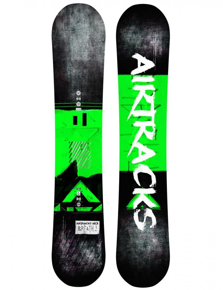 Breath Snowboard Wide Zero - Flat Rocker