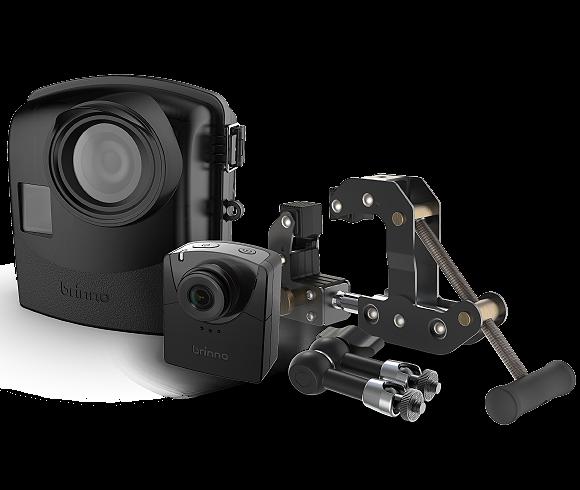 Brinno BCC2000 Full HD HDR Timelapse ehituskaamera komplekt