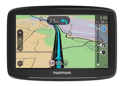 """CAR GPS NAVIGATION SYS 5""""/START 52 1AA5.002.02 TOMTOM"""
