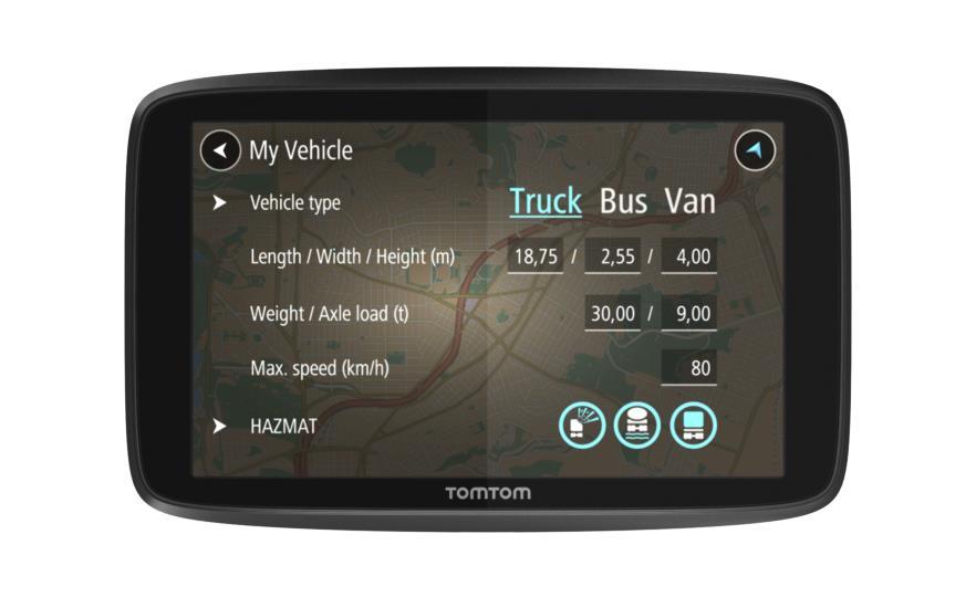 """CAR GPS NAVIGATION SYS 6""""/GO PRO 6200 1PL6.002.09 TOMTOM"""