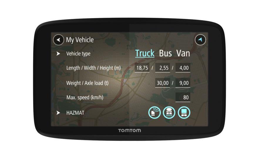 "CAR GPS NAVIGATION SYS 6""/GO PROF 620 1PN6.002.05 TOMTOM"