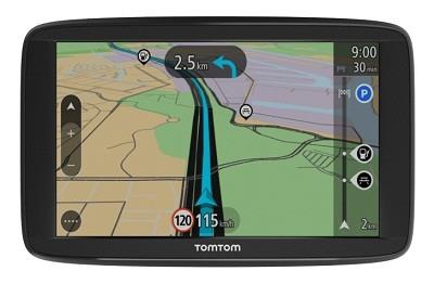"""CAR GPS NAVIGATION SYS 6""""/START 62 1AA6.002.02 TOMTOM"""