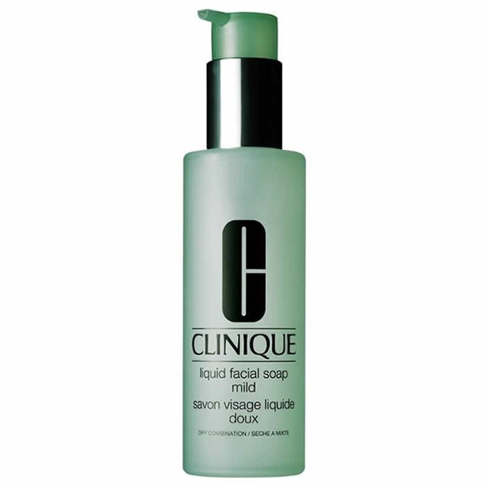 Clinique Liquid Facial Soap vedelseep, Mild (200 ml)