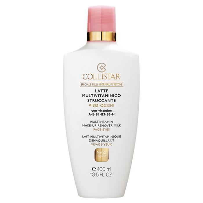 Collistar Multivitamin Make-Up Remover näopiim (400 ml)