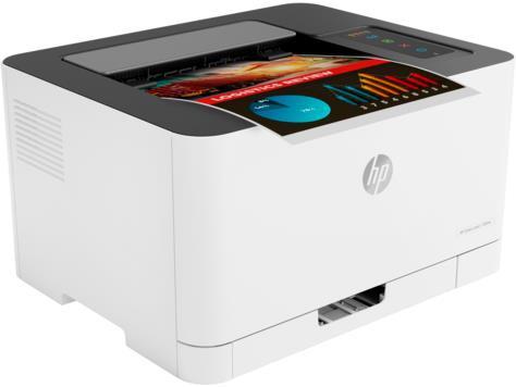 Colour Laser Printer HP 150nw USB 2.0