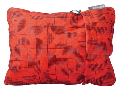 Compressible Pillow M Red padi