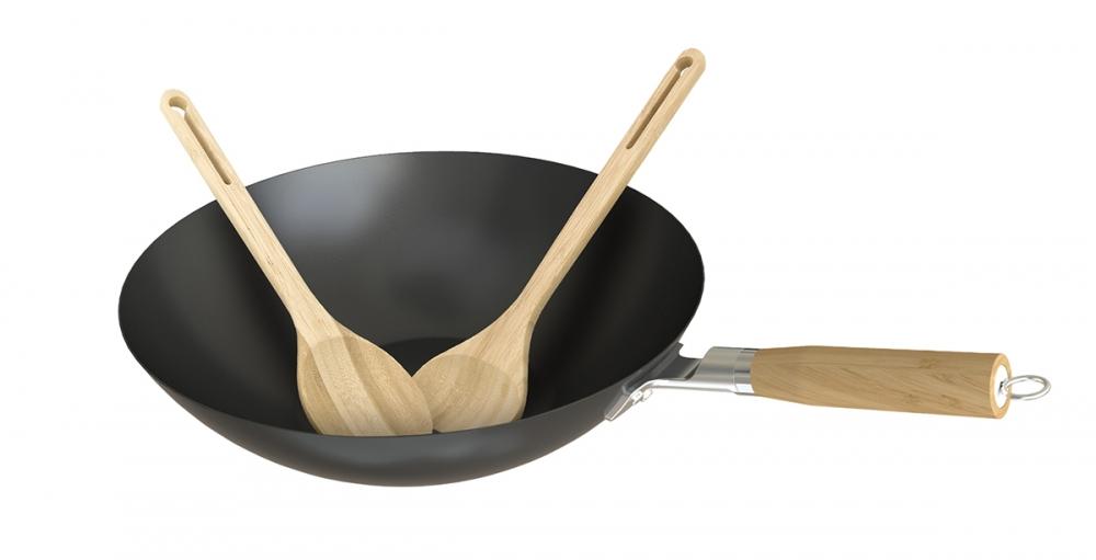 Culinary Modular Mandarin Wok pann