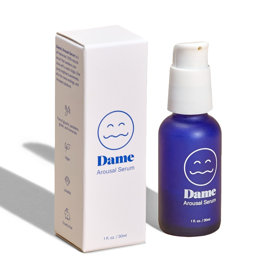 Dame Products - Arousal Serum