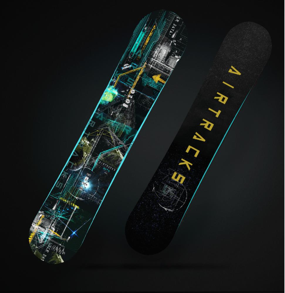 Data Snowboard Zero Rocker Wide