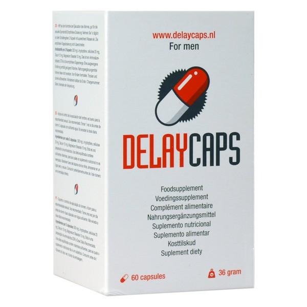 Delaycaps Ejakulatsiooni Edasi Lükkavad Tabletid 20568