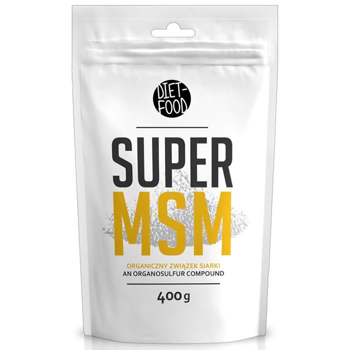 Diet Food Super MSM pulber (400 g)