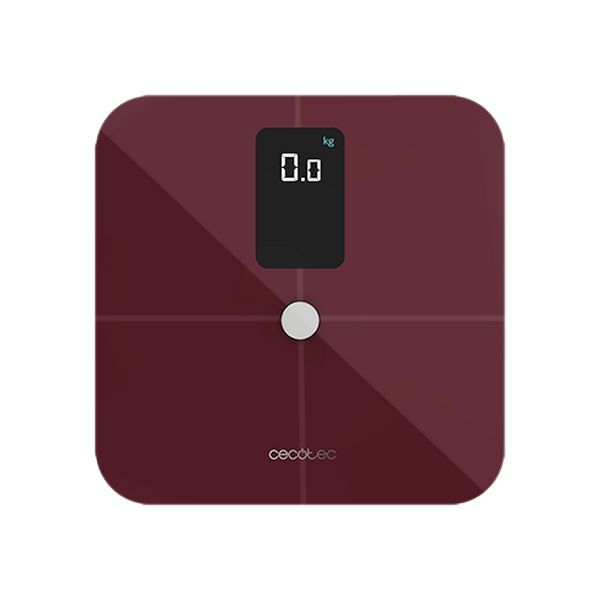 Digitaalsed Vannitoakaalud Cecotec Surface Precision 10400 Smart Healthy Vision Kastanpruun