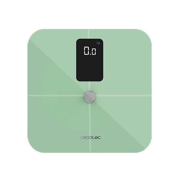 Digitaalsed Vannitoakaalud Cecotec Surface Precision 10400 Smart Healthy Vision Roheline