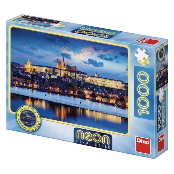 Dino neonpusle 1000 tk Praha