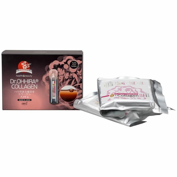 Dr.OHHIRA® kollageen (10 x 20 ml)