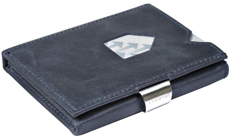 Exentri sinisest nahast rahakott