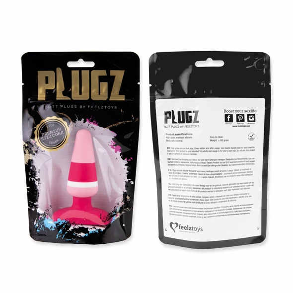 FeelzToys - Plugz Butt Plug Colors Nr. 2
