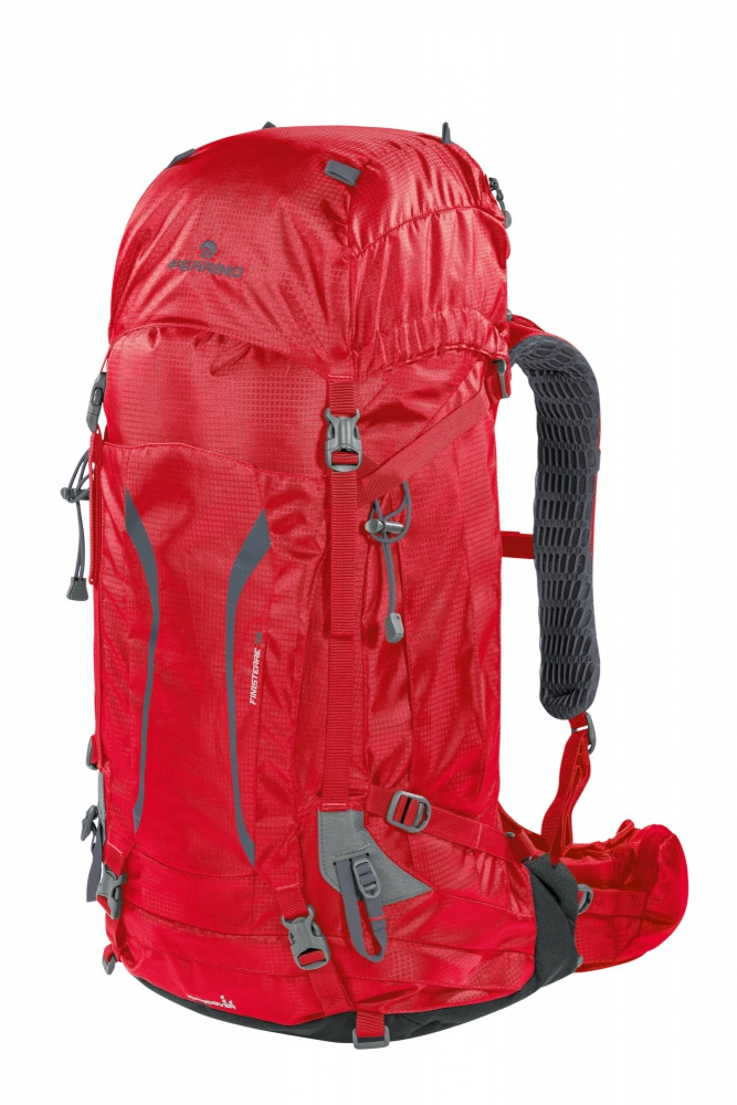 Finisterre 38 punane seljakott '19