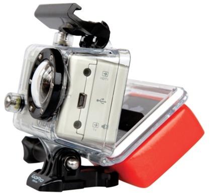 FLOATY ujuk kaamerakorpusele