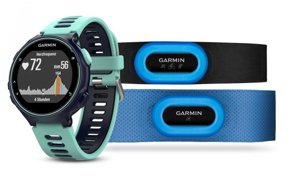 Garmin Forerunner 735XT pulsivöödega HRM-Tri + HRM-Swim