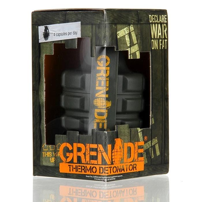 Grenade Thermo Detonator rasvapõletuskapslid (100 tk)