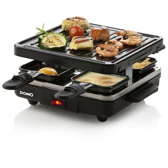 GRILL ELECTRIC RACLETTE/DO9147G DOMO