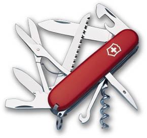 Huntsman punane taskunuga