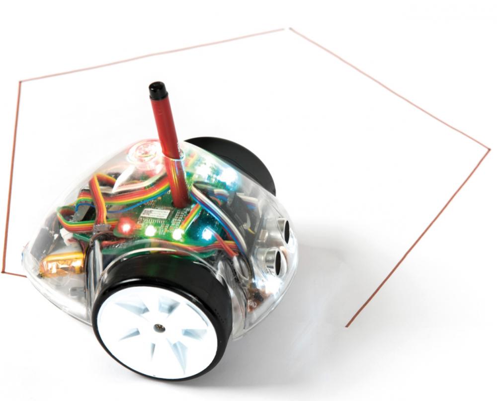 TTS InO-Bot Scratch programmeeritav robot