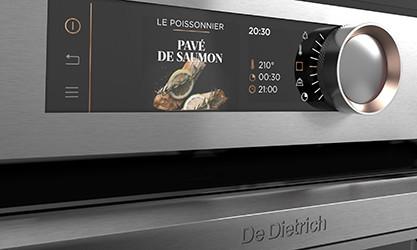 Integreeritav ahi De Dietrich DOP8785X