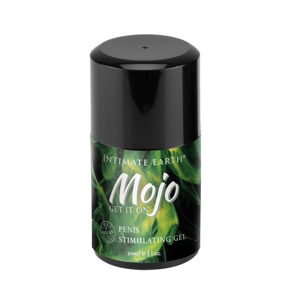 Intimate Earth - Mojo Niacin and Ginseng Penis Stimulating Gel 30 ml
