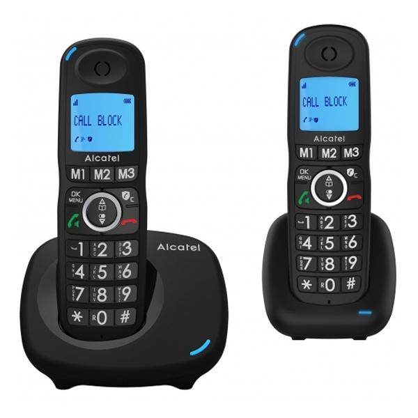 Juhtmevaba Telefon Alcatel Versatis XL 535 Duo (2 pcs)