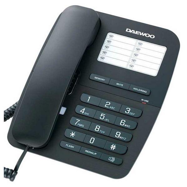 Lauatelefon Daewoo DTC-240 Must