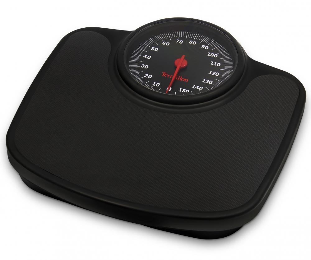 Kaal Terraillon 14661 Tneo Black 160 kg mehhaaniline