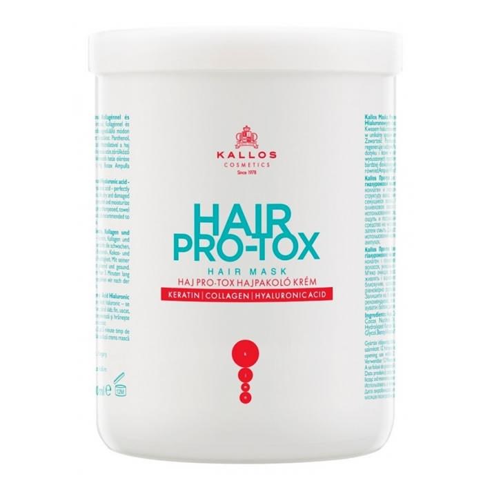 Kallos Hair PRO-TOX juuksemask (1000 ml)