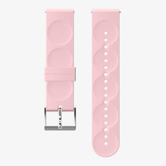 Kellarihm 20 URB1 roosa/hall silikon S