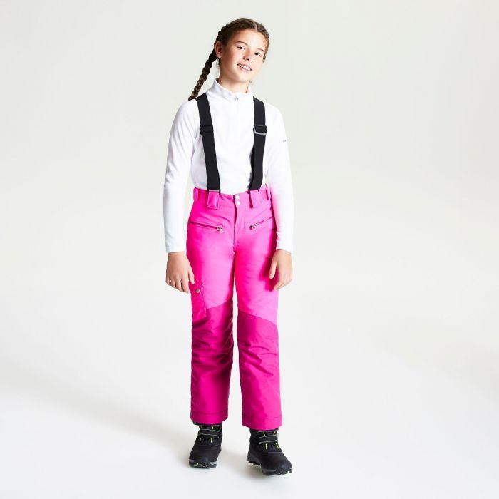 Kid Timeout püksid CyperPink/Fuchsia