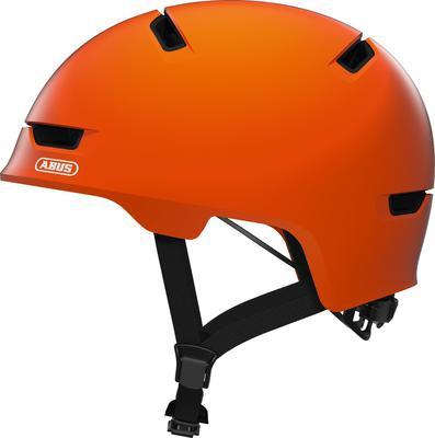 Kiiver Abus Scraper 3 0 signal orange L