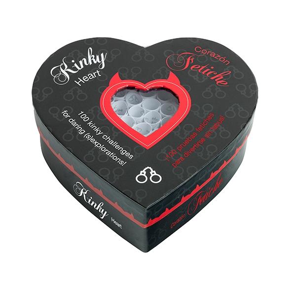 Kinky Heart & Corazon Fetiche (EN-ES)